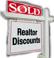 Realtor Discount