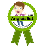Angie\\'s List Super Service Award